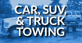 Car, SUV, Truck Towing