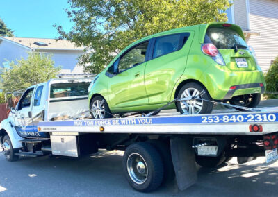 Tow Green Chevy Compact Lakewood